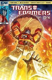Transformers: Regeneration One #85