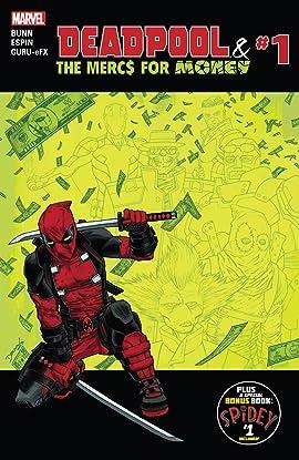Deadpool & The Mercs For Money (2016) #1 (of 5)
