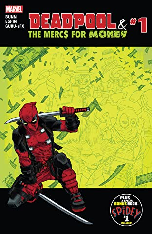 Deadpool & The Mercs For Money (2016) #1 (of 5)