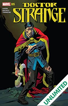 Doctor Strange (2015-2018) COMIC_ISSUE_NUM_SYMBOL5