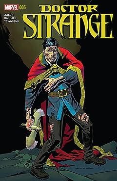Doctor Strange (2015-2018) #5