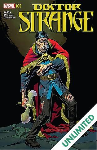 Doctor Strange (2015-) #5