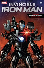 Invincible Iron Man (2015-2016) #6