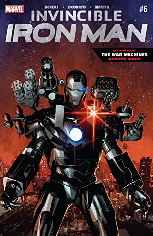 Invincible Iron Man (2015-) #6