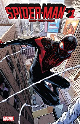 Spider-Man (2016-2018) No.1
