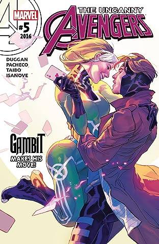 Uncanny Avengers (2015-) #5