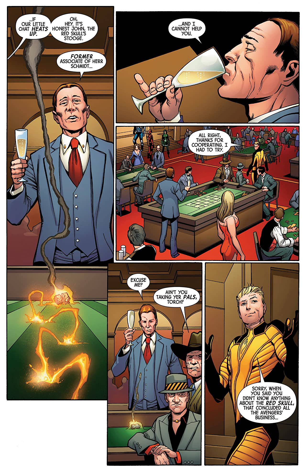 Uncanny Avengers (2015-2017) #5