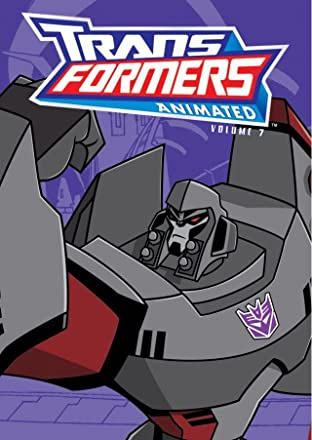 Transformers Animated Vol. 7