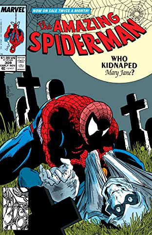 Amazing Spider-Man (1963-1998) #308