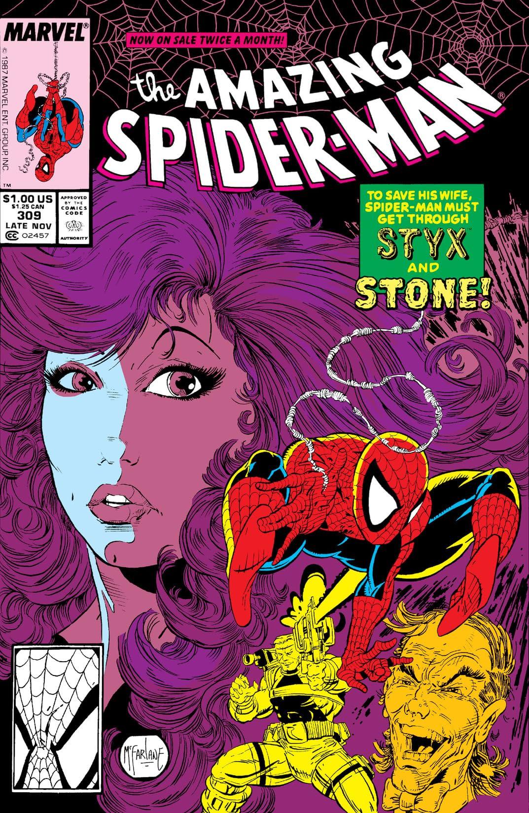 Amazing Spider-Man (1963-1998) #309