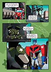 Transformers Animated Vol. 8