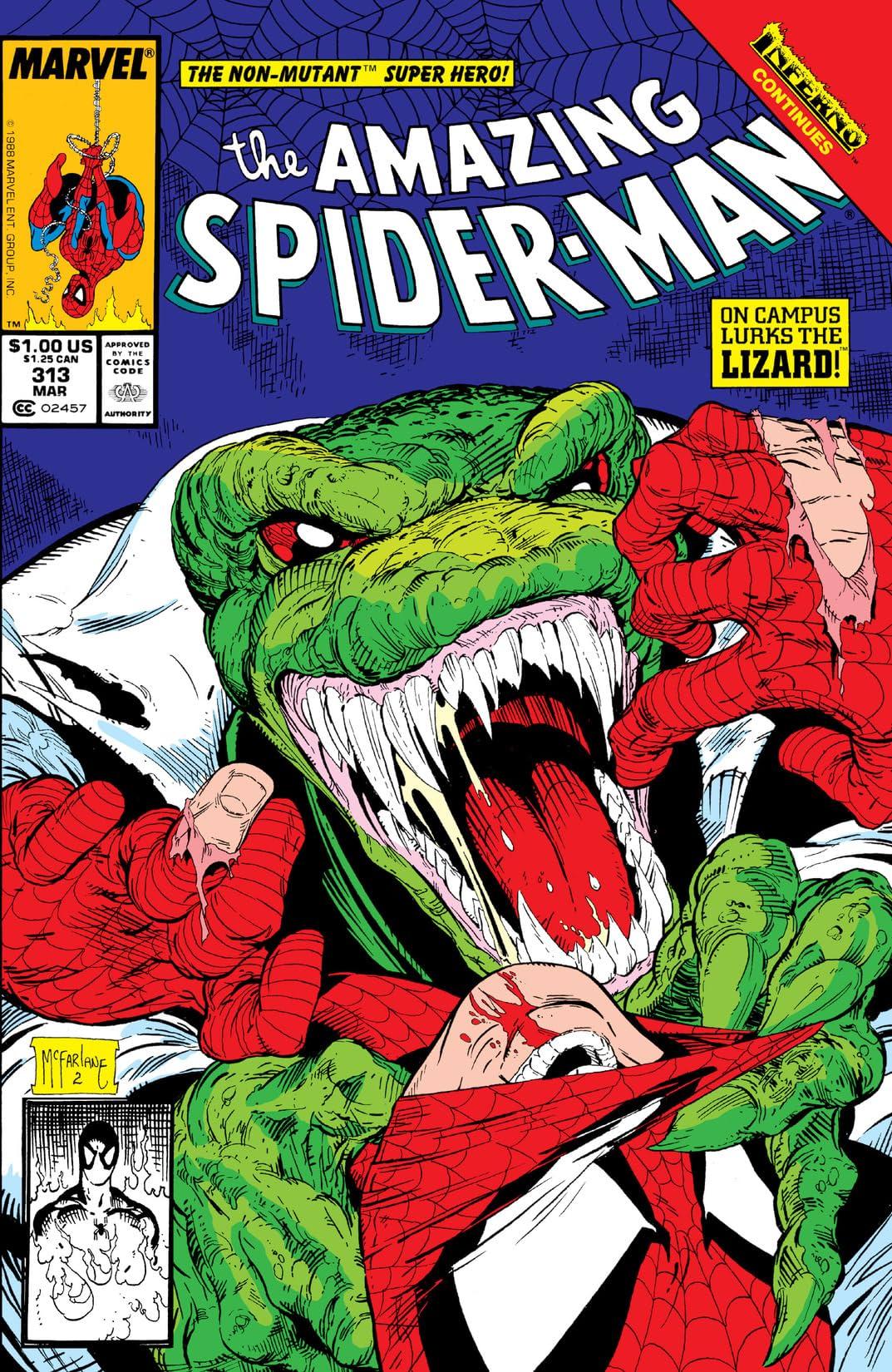 Amazing Spider-Man (1963-1998) #313