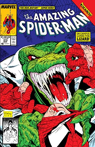 Amazing Spider-Man (1963-1998) #313