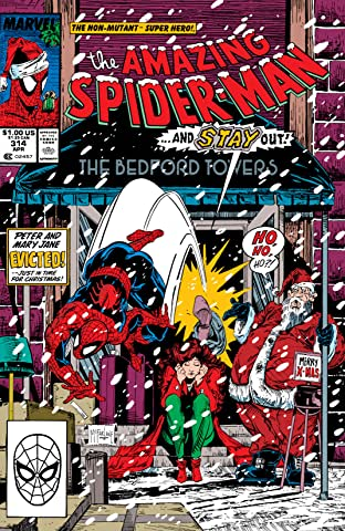 Amazing Spider-Man (1963-1998) #314