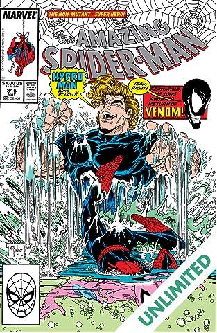 Amazing Spider-Man (1963-1998) #315