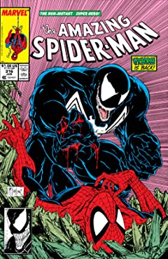Amazing Spider-Man (1963-1998) #316