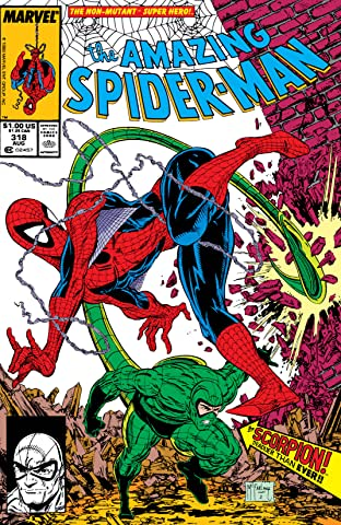 Amazing Spider-Man (1963-1998) #318