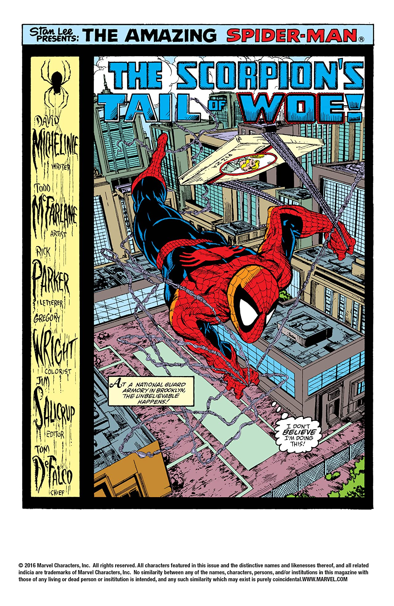 Amazing Spider-Man (1963-1998) #319