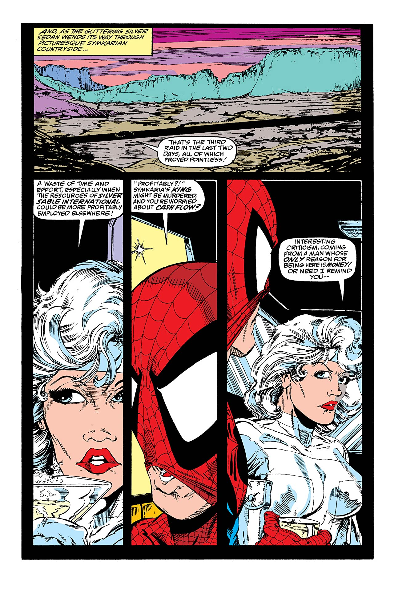 Amazing Spider-Man (1963-1998) #322