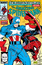 Amazing Spider-Man (1963-1998) #323
