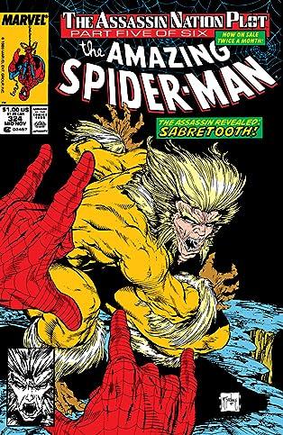 Amazing Spider-Man (1963-1998) #324