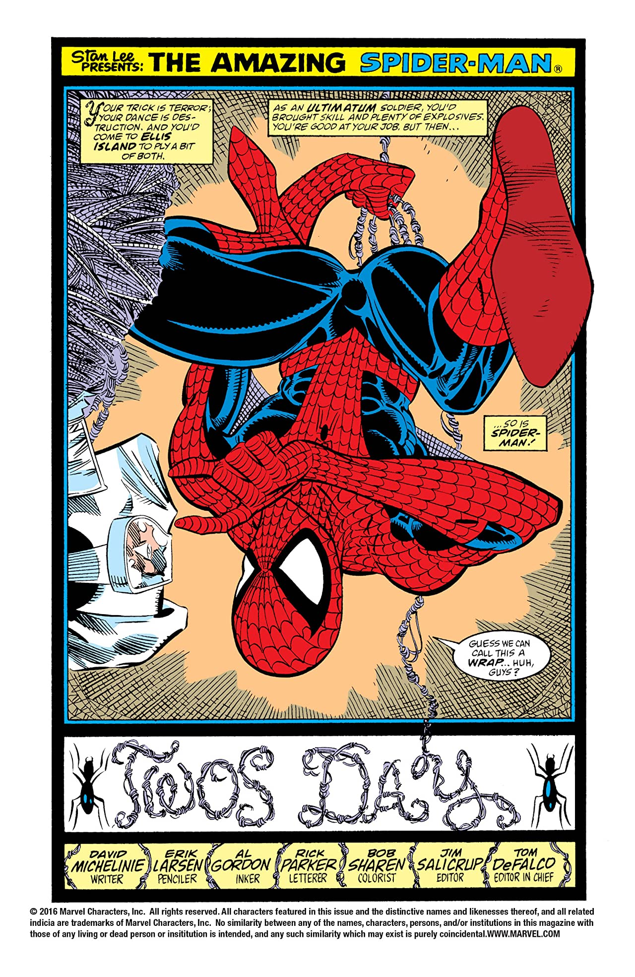 Amazing Spider-Man (1963-1998) #324