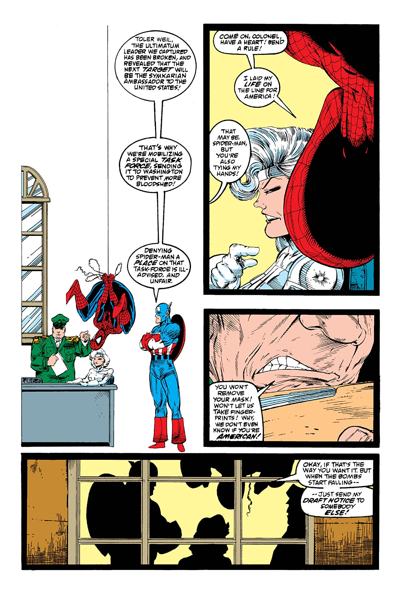 Amazing Spider-Man (1963-1998) #325