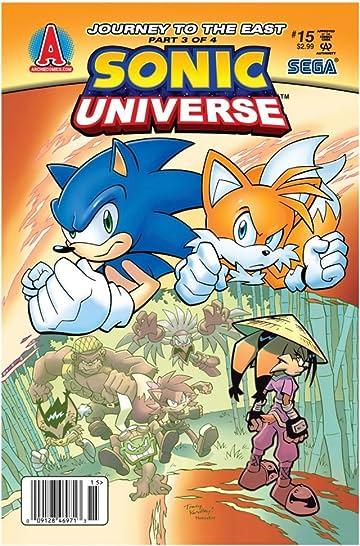 Sonic Universe #15