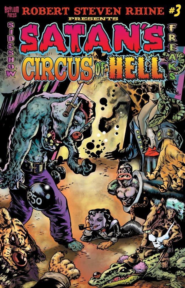 Satan's Circus of Hell #3