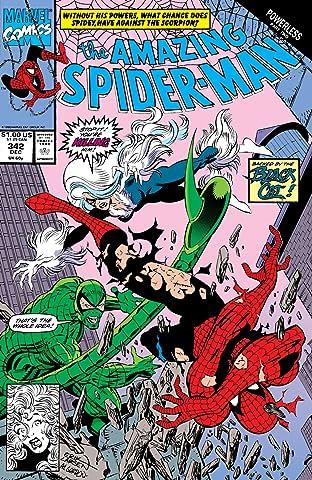 Amazing Spider-Man (1963-1998) #342