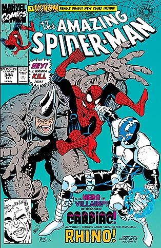 Amazing Spider-Man (1963-1998) #344