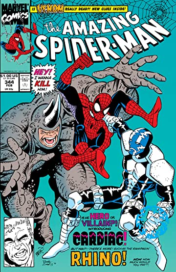 Amazing Spider-Man (1963-1998) #344