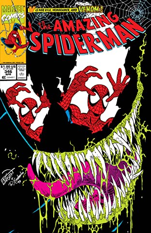 Amazing Spider-Man (1963-1998) #346