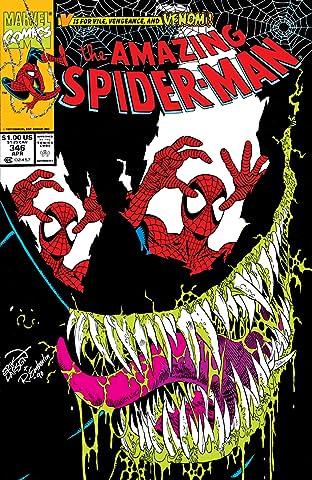Amazing Spider-Man (1963-1998) #346