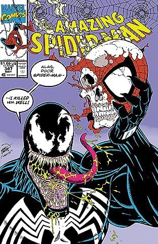 Amazing Spider-Man (1963-1998) #347