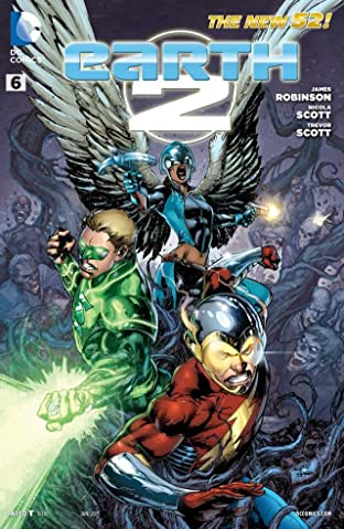 Earth 2 (2012-2015) No.6