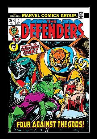 Defenders (1972-1986) #3