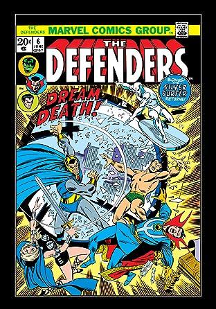 Defenders (1972-1986) #6