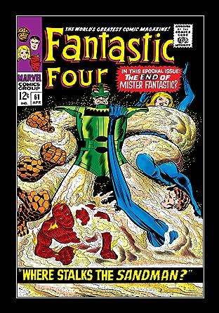 Fantastic Four (1961-1998) #61