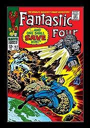 Fantastic Four (1961-1998) #62