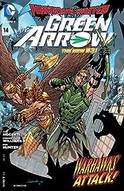 Green Arrow (2011-2016) No.14