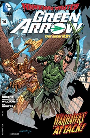 Green Arrow (2011-) #14