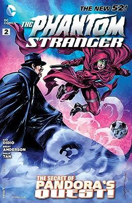 The Phantom Stranger (2012-2014) No.2