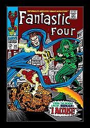 Fantastic Four (1961-1998) #65