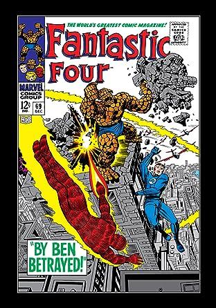 Fantastic Four (1961-1998) #69