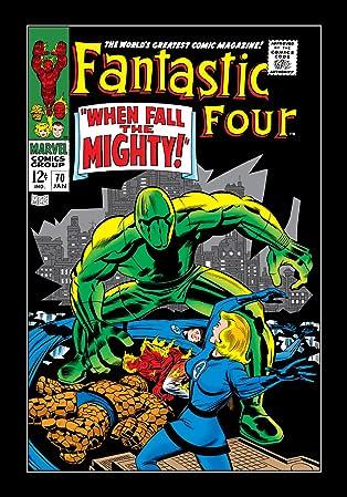 Fantastic Four (1961-1998) #70