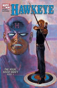 Hawkeye (2003-2004) #1