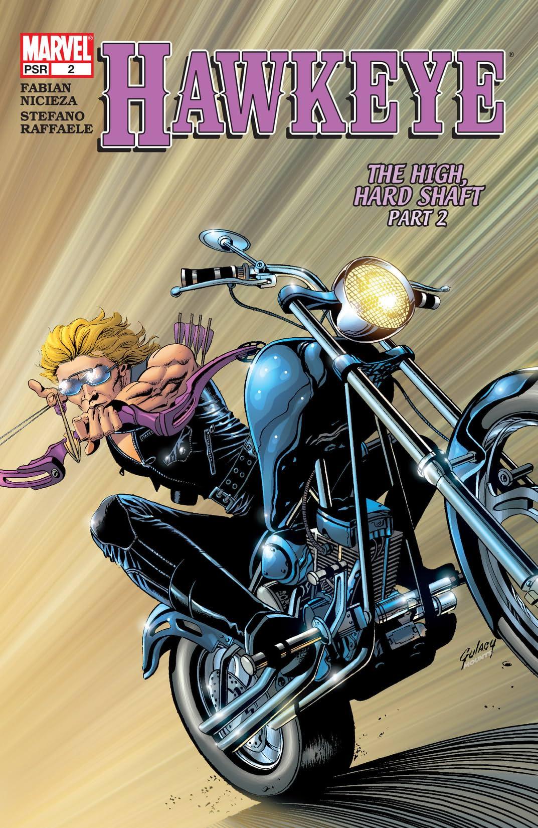 Hawkeye (2003-2004) #2