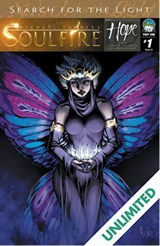 Soulfire: Search for the Light - Hope