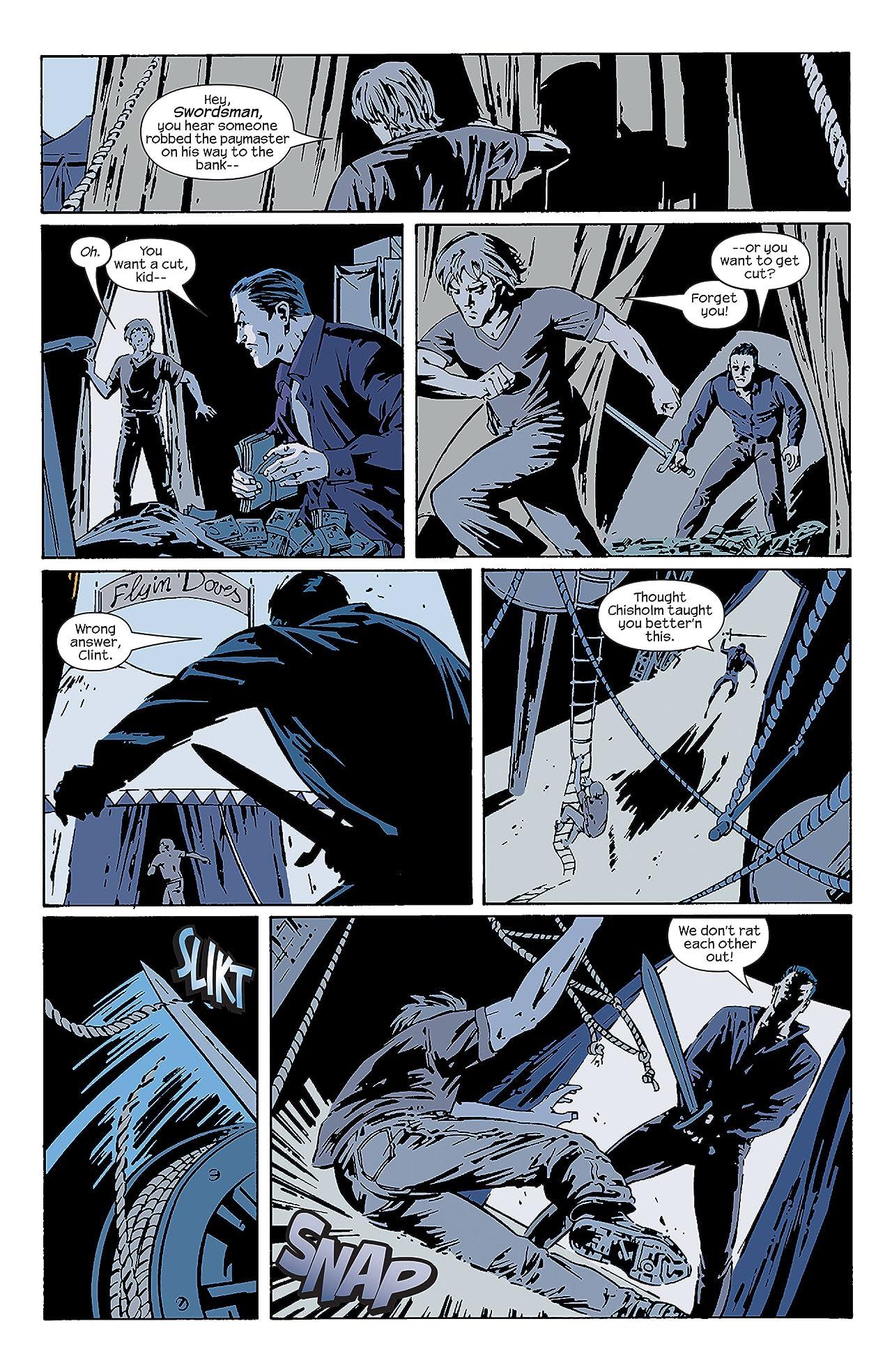 Hawkeye (2003-2004) #3